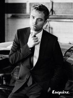 Robert Pattinson Esquire Mag 2014