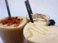 Cafés Frappes la mejor sobremesa en #ElPimpi #Cocktails #coffee
