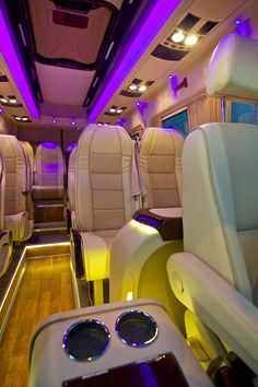 Our brand new luxurious 14 seated VIP Mercedes sprinter minibus is ready to … – Luxury Sports Cars Sprinter Van, Mercedes Sprinter, Jet Privé, Luxury Van, Mini Bus, Van Interior, Best Luxury Cars, Luxury Sports Cars, Yachts