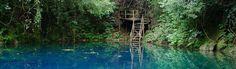 Lagoa Misteriosa - Jardim MS Lindo lugar para conhecer no Mato Grosso do Sul