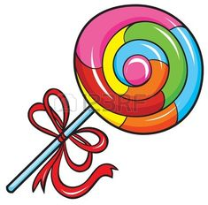 Swirl Lollipop Stock Vector Illustration And Royalty Free Swirl . Candy Drawing, Cupcake Drawing, Cupcake Art, Candy Clipart, Swirl Lollipops, Eid Cards, Elephant Art, Cartoon Pics, Candy Shop