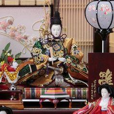 京雛 平安光雲作 十番親王五寸揃 本式十二単衣 W80×D73×H89 お祝い価格 168,500円