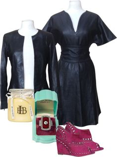 Leather dress, leather jacket then add some sparkles before lighting our candle to get you in the mood for a fab night. All on our online store www.lookfeelbe.com.au