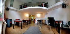 Ansicht Lokal Lokal, Restaurant Bar, Stairs, Dining, Home Decor, Stairway, Food, Decoration Home, Room Decor