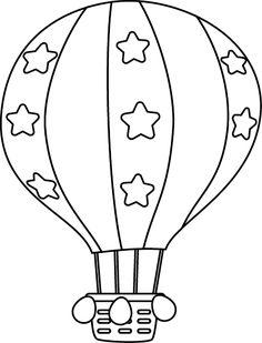 Coloriage du voyage en montgolfi re n ud papillon d une - Dessiner une oie ...
