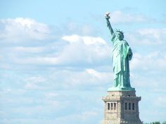 Got the free Staton Island Ferry to see the Statue of Liberty x New York City x
