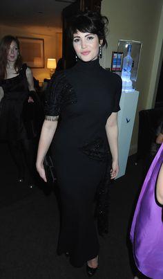 Charming seductress Gemma Arterton ...High-class Lady...