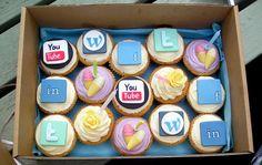 #cupcakes social network