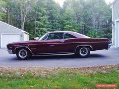 1966 Chevrolet Impala Super Sport #chevrolet #impala #forsale #unitedstates