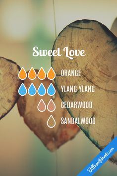 sweet love blend, or