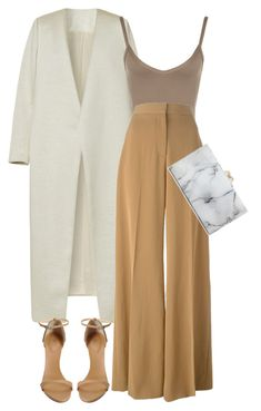 """Untitled #93"" by jennrb ❤ liked on Polyvore featuring E L L E R Y, WearAll, STELLA McCARTNEY, Giuseppe Zanotti and Charlotte Olympia"