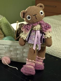 Ravelry: Patricia: the pattern pattern by Dawn Toussaint