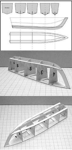KATAMARAN DUBASI YAPIMI- Resultado de imagem para powercat boat build