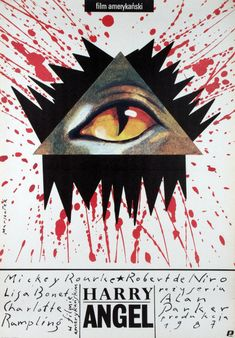 Angel Heart (Polish poster).