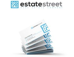 """Check out new work on my @Behance portfolio: """"Estate Street - The real estate branding"""" http://be.net/gallery/57138111/Estate-Street-The-real-estate-branding"""