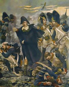 The French General Pierre Cambronne