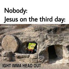 28 Best 'Ight Imma Head Out' Spongebob Memes