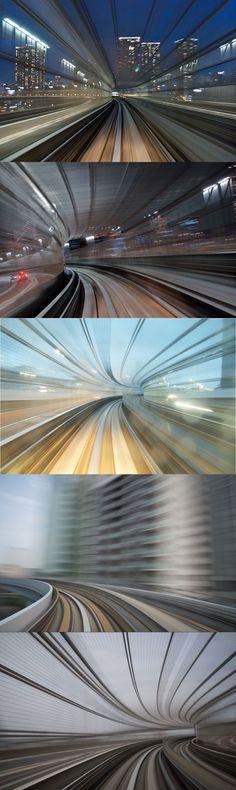 tokyo metro aerien
