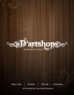 Sheer Craftmanship www.facebook.com/dartshopmania
