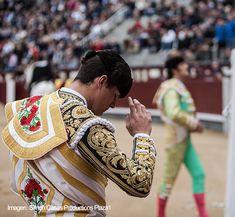 Daniel Luque, bullfighter before bullfighting #spain #madrid #lasventas #torero #bullfighter