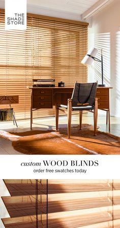 Handcrafted in the USA, The Shade Store® provides the finest custom shades, blinds & drapery - in - Reinwald Barrow Office Blinds, Living Room Blinds, Faux Wood Blinds, Custom Shades, Interior Shutters, Cheap Curtains, Blinds For Windows, Window Blinds, Shades Blinds
