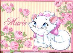 Disney Marie Gif | Disney The Aristocats Marie