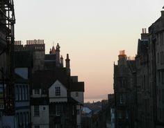 A Clear Crisp Day In Edinburgh   With Beautiful Light As The Sun Sinks  Below The · Durham UniversitySinksManagementEdinburghThe ...