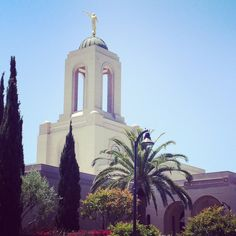 Newport Beach Temple by Emily Melissa Photography