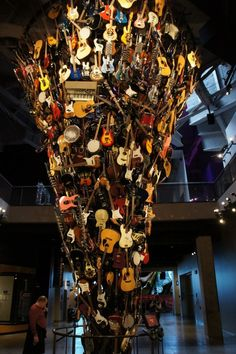 Music project museum Seattle WA. This is a must go to place