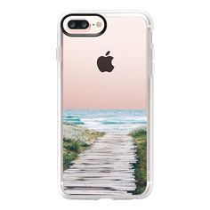 The Ocean is Calling & I Must Go iPhone and iPod Case - iPhone 7 Plus... (220805 PYG) ❤ liked on Polyvore featuring accessories, tech accessories, iphone case, iphone cases, apple iphone case, clear iphone case and iphone cover case