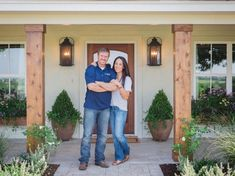 Fixer Upper: Second Chance at a Home in the Country Joanna and Chip Gaines help a city-dwelling couple with visions of the country life create a dream home with a European farmhouse feel.
