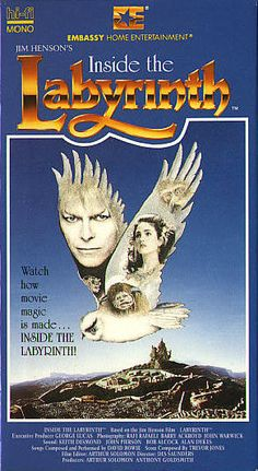 Ohmygosh, yes. Every fan of Labyrinth should watch this. It has everything you need. Interviews with the stars and crew, behind the scenes looks, how they made the puppets, and also some hilarious goof-ups. Mainly on behalf of David. So if you haven't watched it yet, GET. IT.