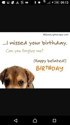Sad puppy Belated Birthday Greetings, Forgive Me, Forgiveness, Sad, Puppies, Movie Posters, Cubs, Film Poster, Pup