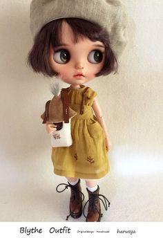 *Blythe outfit・パペット・洋服set ♪ * - ヤフオク!