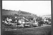 Barber Shop Johnson City Tn : Johnson County (Tenn.) Description: Side streets of Old Butler. Date ...