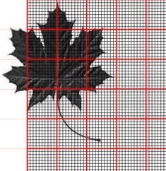 Illusion Knitting design tutorial