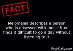 I have this. Once I got music taken away while I was grounded and passed out for no reason after 12 hours