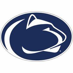 Penn State Nittany Lions Vinyl Magnet