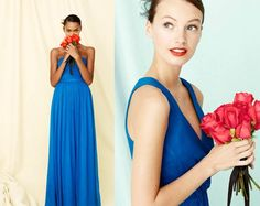 Is it possible to #colourblock with flowers and a dress.... Yup, it works!
