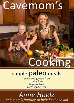 Greenchild Creations Paleo Cookbook