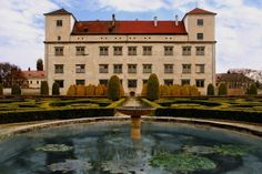 Czech Republic, Mansions, Palaces, House Styles, Castles, Inspirational, Pictures, Photos, Manor Houses