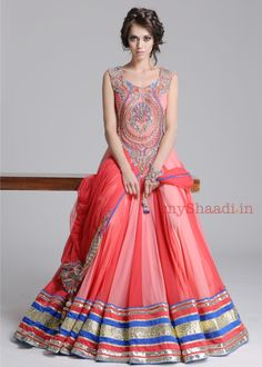 Dress, Indian Style by Kamaali Couture Bridal Collection