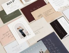 Emmaline Bride - Handmade Wedding Blog While you've been busy picking out the perfect invite and livin' your best life, we've been planning out an easy how-to guide for assembling wedding invitations. If you haven't given… Handmade Wedding Blog