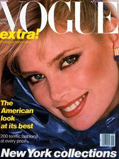 Kelly Emberg by John Stember Vogue US September 1979