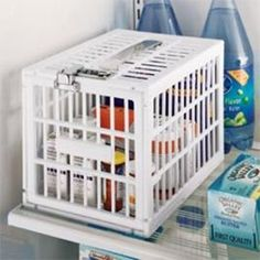 Cofre Frigorífico Portable Fridge, See On Tv, Unusual Gifts, Small Appliances, Kitchen Gadgets, Cribs, Magazine Rack, Lockers, Cabinet