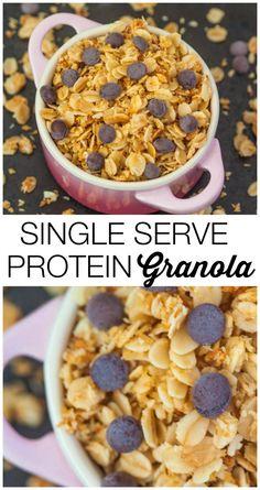 stovetop-protein-granola