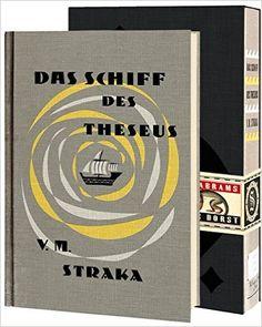 S. - Das Schiff des Theseus: Amazon.de: J. J. Abrams, Doug Dorst, Tobias Schnettler, Bert Schröder: Bücher