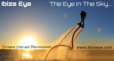 promote your company with the IBIZA EYE using our professional extreme video and photography!