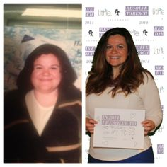 Judy's incredible #beforeandafter transformation, #litheresults & #lithelove letter