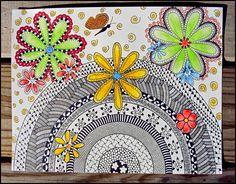 Draw Doodle and Decorate: Water Doodle….Nombre Deux
